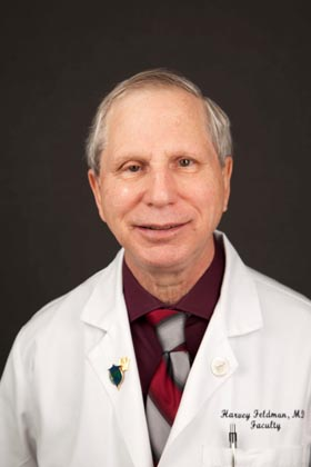 Harvey Feldman, M.D.